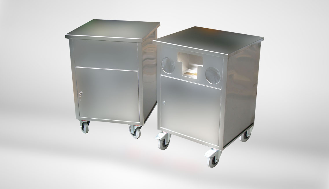 Rollbary, czyli wózki gastronomiczne