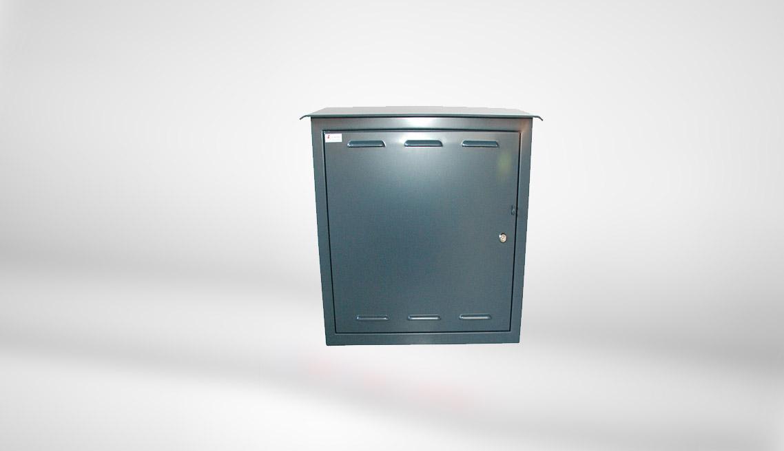 Aluminiowe obudowy gazowe zewnętrzne