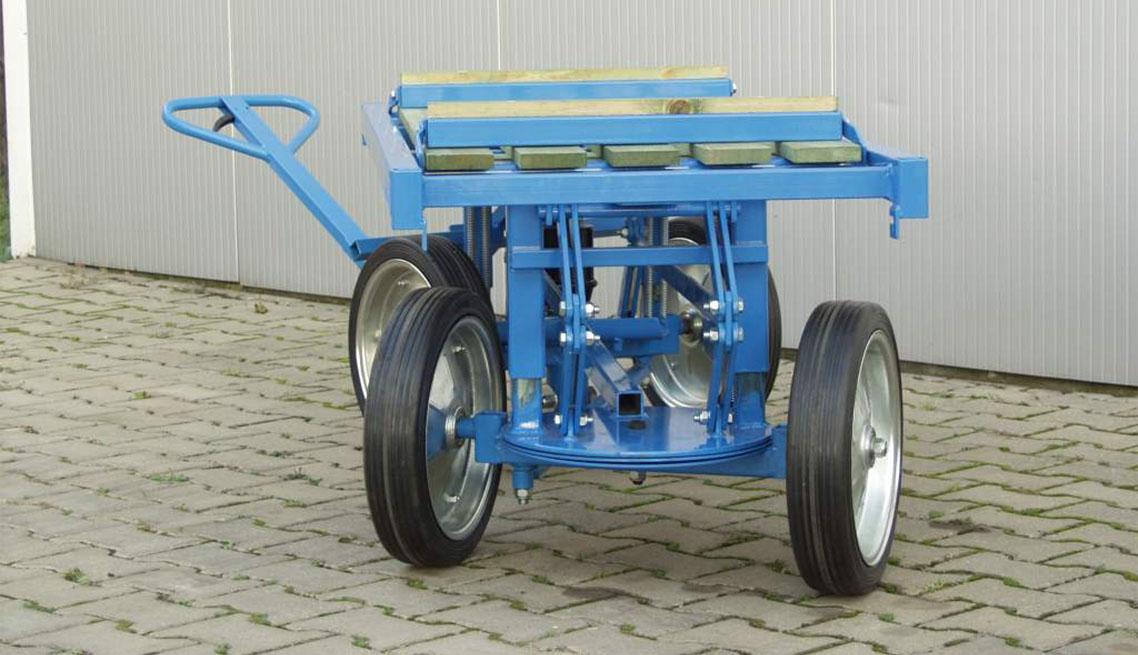 Wózek hydrauliczny